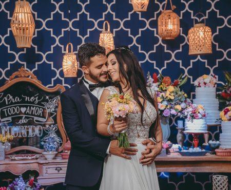 Hyanne e Marcio – O casamento ♥