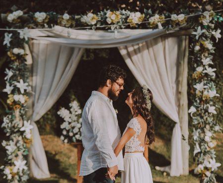 Michelly e Marcos – O Casamento ♥