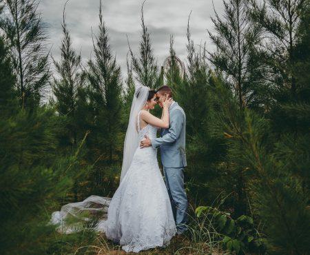 Pós-casamento Ludmila e Gustavo
