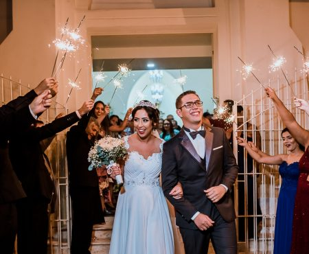 Casamento Nágila e Leandro
