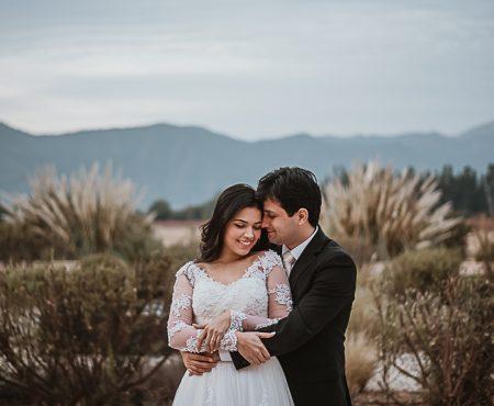 Pós Casamento no Chile Kezia & Filipe ♥